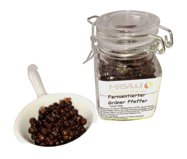 Fermentierter Phu-Quoc Pfeffer