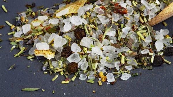 Gourmet Kräutersalz für die Mühle