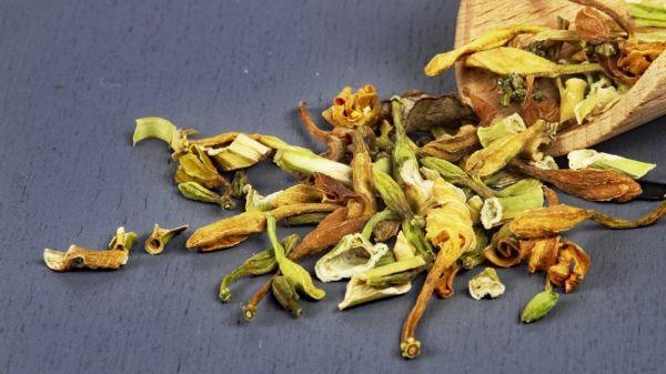 Papaya Blüten Tee, Papaya-Blüten