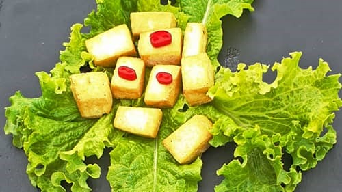 Gebratener-Tofu