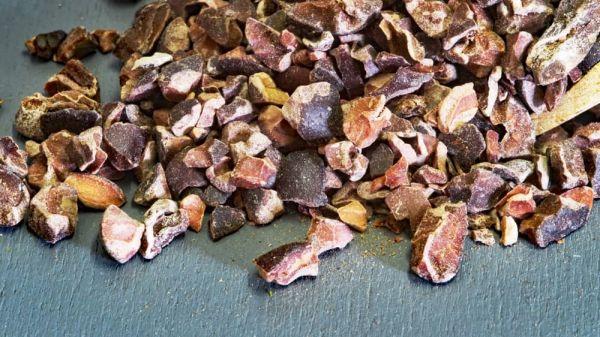 Kakaosplitter 100g Rohkakao