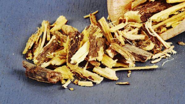 Süßholzwurzel Feinschnitt