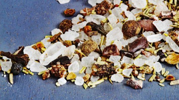 Zimtblüten-Schokoladensalz